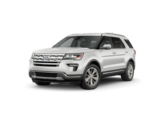 2019 Ford Explorer Limited SUV 4x4